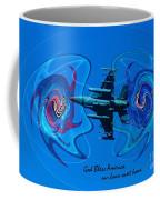 God Bless  1 Coffee Mug