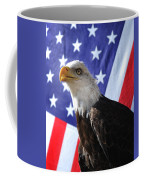 God Bless Our Heros Coffee Mug by Adele Moscaritolo
