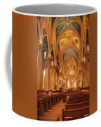 God Do You Hear Me Coffee Mug