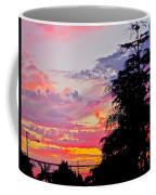 God Gracing La County Coffee Mug