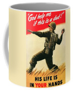 God Help Me If This Is A Dud Coffee Mug