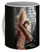 God So Loved The World Coffee Mug
