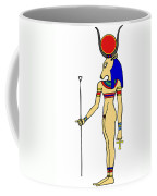God Of Ancient Egypt - Hathor Coffee Mug