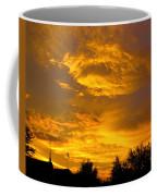 God Says Good Night Coffee Mug