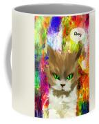 Goddess Santia As A Cat 687 Coffee Mug