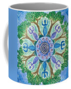 Goddesses Dancing Coffee Mug