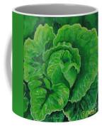 God's Kitchen Series No 5 Lettuce Coffee Mug