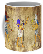 Gods Of Ancient Egypt Coffee Mug