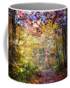 God's Paintbrush Coffee Mug