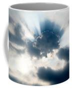 Gods Rays Coffee Mug
