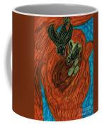 God's Supportive Hand Coffee Mug