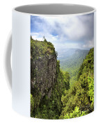 God's Window And The Blyde River Canyon Coffee Mug