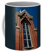 Gods Window St. Mary's In The Mountains Catholic Church Coffee Mug
