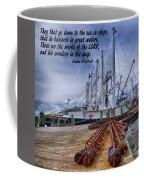 God's Wonders In The Deep Coffee Mug