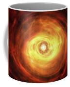 Godseye Galaxy Coffee Mug