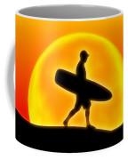 Goin' For A Surf Coffee Mug
