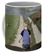 Going Back Home Coffee Mug