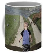 Going Back Home Coffee Mug