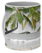 Going Green To Save Paradise Coffee Mug