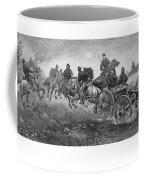 Going Into Battle - Civil War Coffee Mug