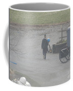 Going Out To Play Ball Coffee Mug