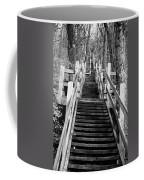Going Up Coffee Mug