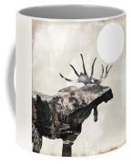 Going Wild Moose Coffee Mug