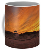 Gold Above Them Thar Dunes Coffee Mug