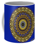 Gold And Sapphires  Coffee Mug