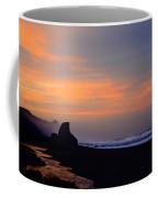 Gold Beach Sunrise Coffee Mug