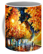 Gold Boulevard Coffee Mug