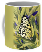 Gold Butterfly In Branson Coffee Mug