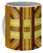 Gold C Coffee Mug