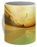 Gold Coast Coffee Mug by Corey Ford