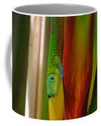 Gold Dust Day Gecko Coffee Mug