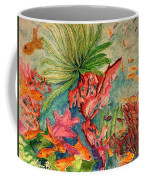 Gold Fish Coffee Mug