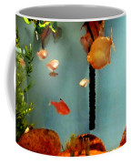 Gold Fish Life Coffee Mug