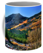 Gold In The Rockies Coffee Mug