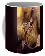 Gold Koi Coffee Mug