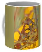 Gold Leaf 3 Coffee Mug