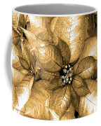 Gold Shimmer Coffee Mug