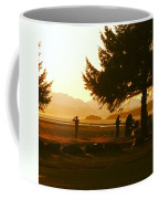 Gold Sunset Coffee Mug