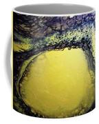 Gold Underground Coffee Mug