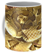 Gold Viper Coffee Mug