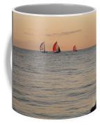 Golden Afterglow Coffee Mug