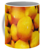 Golden Apples Of The Sun Coffee Mug