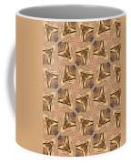Golden Arrowheads Coffee Mug
