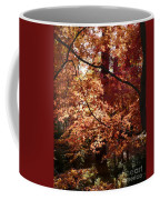 Golden Autumn Sunshine Coffee Mug