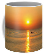 Golden Border  Coffee Mug