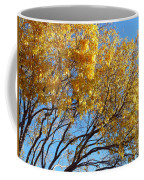 Golden Boughs Coffee Mug